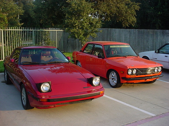Another CAMILOAA 1985 Mazda RX-7 post... - 10843178