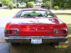 Jesse073 1973 Plymouth Duster