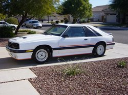 Ieatfishburritoss 1986 Mercury Capri