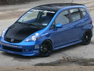 Foxmarketing2 2008 Honda Fit Specs Photos Modification