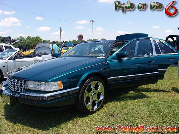 Another ohhshorty 1996 Cadillac Seville post... - 11561481