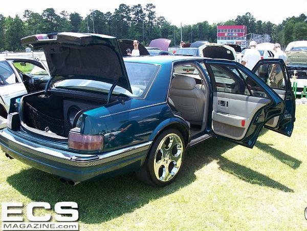Another ohhshorty 1996 Cadillac Seville post... - 11561482