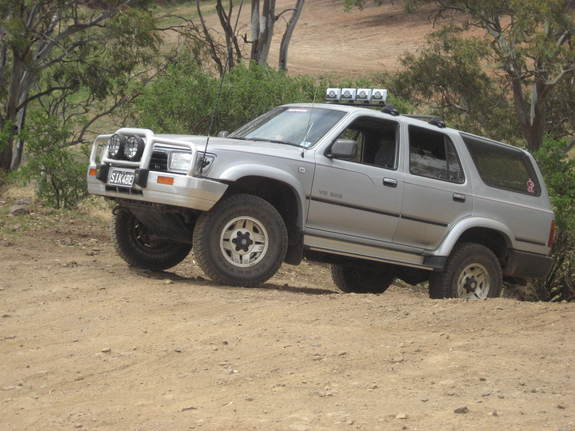 Another sik4be 1991 Toyota 4Runner post... - 10841152