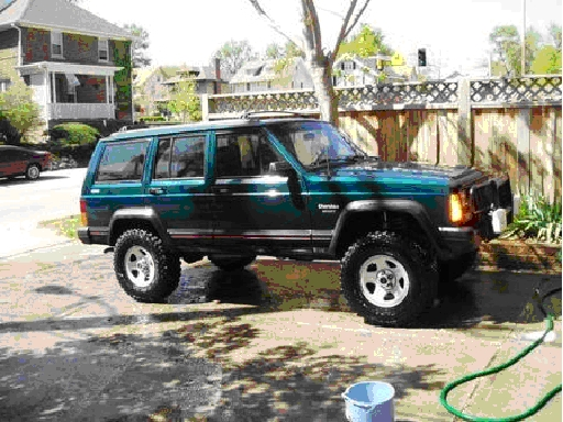 Wrenchands 1995 Jeep Cherokee 10953709