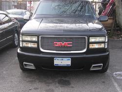 EscablazeSSs 1995 GMC Yukon