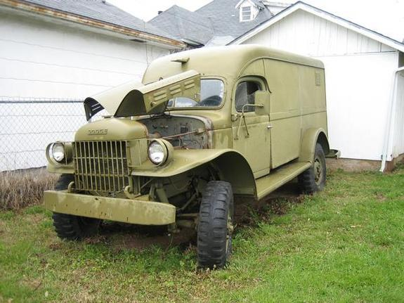 offrdrange 1951 Dodge Power Wagon 10846932