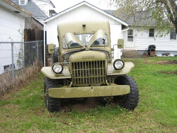 offrdrange 1951 Dodge Power Wagon 10846934