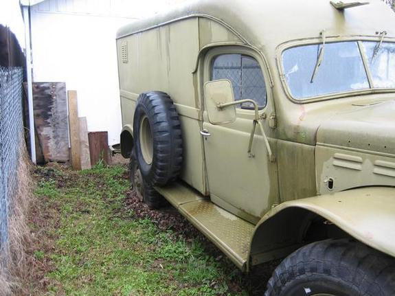 offrdrange 1951 Dodge Power Wagon 10846938