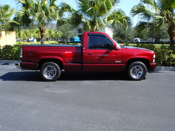 1989 Chevrolet Silverado 1500 Regular Cab