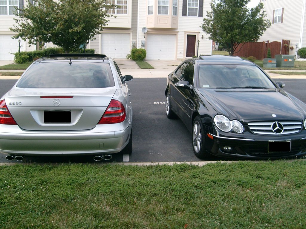 e500sleeper 2004 mercedes benz e classe500 sedan 4d specs photos modification info at cardomain. Black Bedroom Furniture Sets. Home Design Ideas