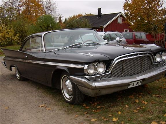 Another LasseBanan 1960 DeSoto Fireflight post... - 10845611