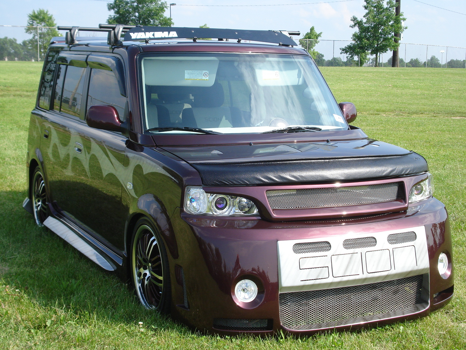 toybx 2005 scion xb specs photos modification info at. Black Bedroom Furniture Sets. Home Design Ideas