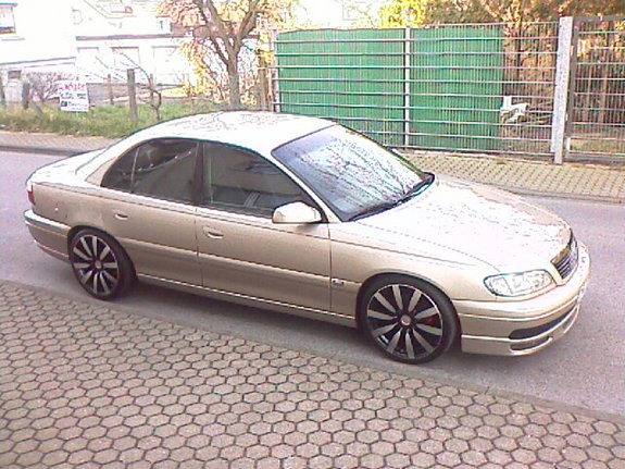 Another Isolaner 2001 Opel Omega post... - 11545060