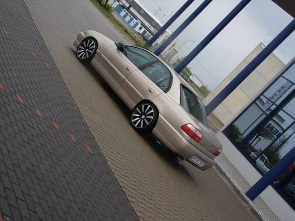 Another Isolaner 2001 Opel Omega post... - 11545062