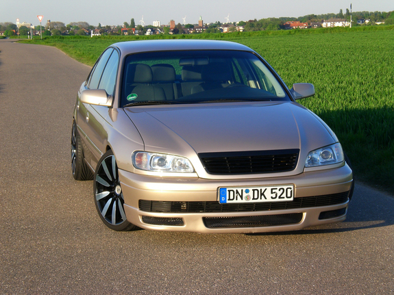 Isolaner 2001 Opel Omega Specs Photos Modification Info At Cardomain