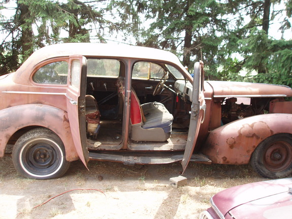 Another mtrhed 1940 Studebaker President post... - 10847379