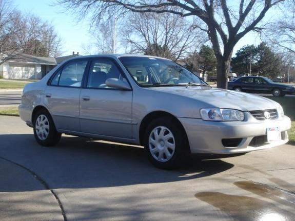 xqwerty6 2001 Toyota Corolla Specs Photos Modification Info at