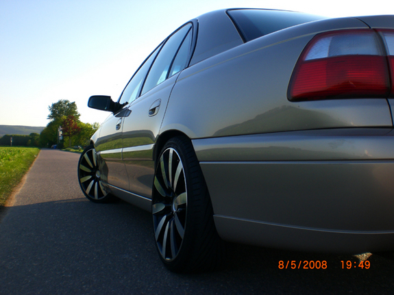 Another Isolaner 2001 Cadillac Catera post... - 11545068