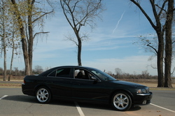 BringDaBooms 2004 Lincoln LS