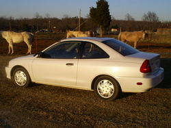 thenapperfamilys 2002 Mitsubishi Mirage