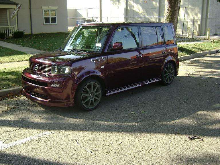 bbwhelerbb 2005 scion xb specs photos modification info. Black Bedroom Furniture Sets. Home Design Ideas