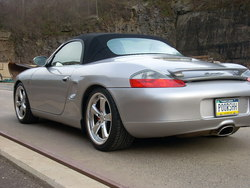 StCroixDrews 1998 Porsche Boxster