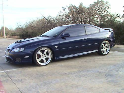 Gtdriver1001 2005 Pontiac Gto Specs Photos Modification