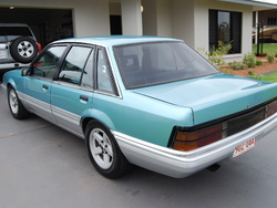 Heefers 1986 Holden Berlina