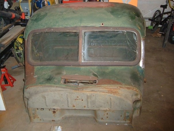 Another putridfame 1947 International Scout post... - 11624023