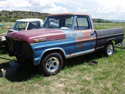 WAB2GUYs 1969 Ford F150 Regular Cab