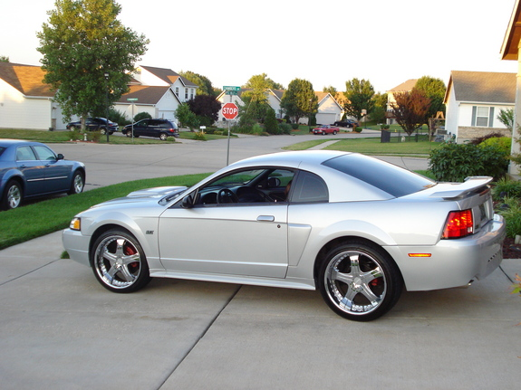 How To Tell If Alternator Is Bad >> iceburg755 2002 Ford Mustang Specs, Photos, Modification ...