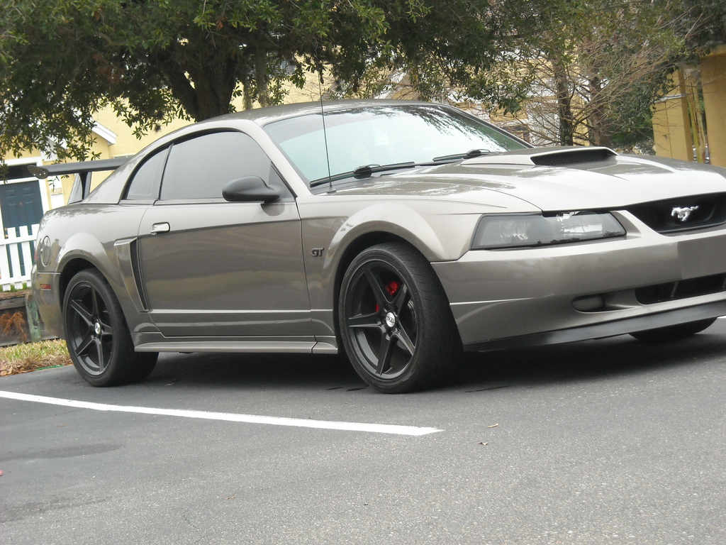 Volcom4 2002 Ford Mustang Specs Photos Modification Info