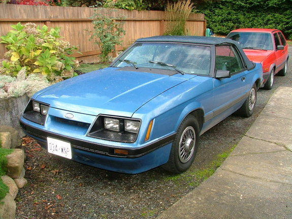Another geofferito 1985 Ford Mustang post... - 10857169