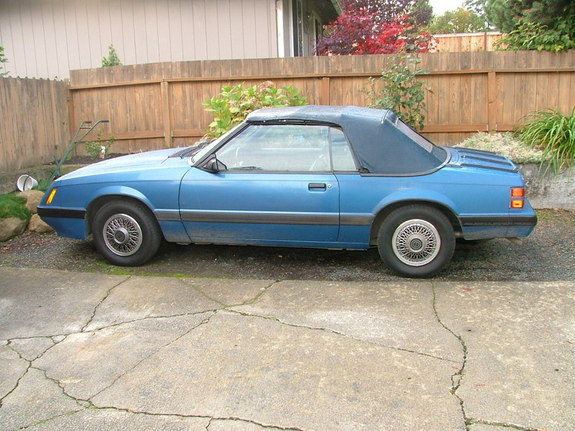 Another geofferito 1985 Ford Mustang post... - 10857170