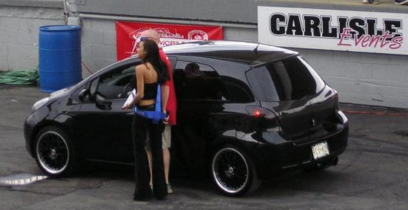 whooppee777 2008 toyota yaris specs photos modification info at cardomain. Black Bedroom Furniture Sets. Home Design Ideas