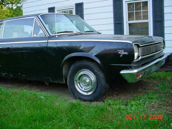 Another RothChild 1966 Rambler American post... - 10857217