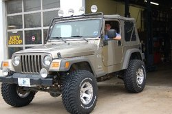 dhunt17s 2005 Jeep Wrangler