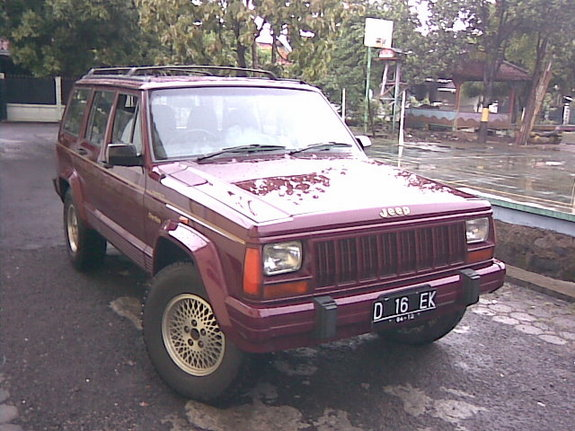 Another Siputi 1997 Jeep Cherokee post... - 10857796