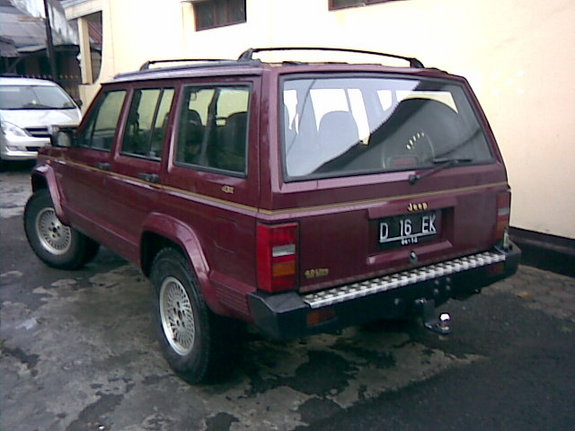 Another Siputi 1997 Jeep Cherokee post... - 10857797