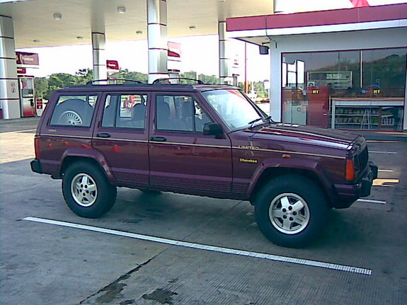Another Siputi 1997 Jeep Cherokee post... - 10857798
