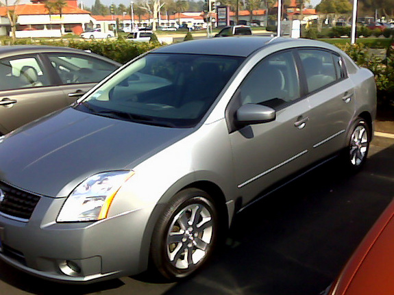 Another FresnoStudBoi 2009 Nissan Sentra post... - 11034614