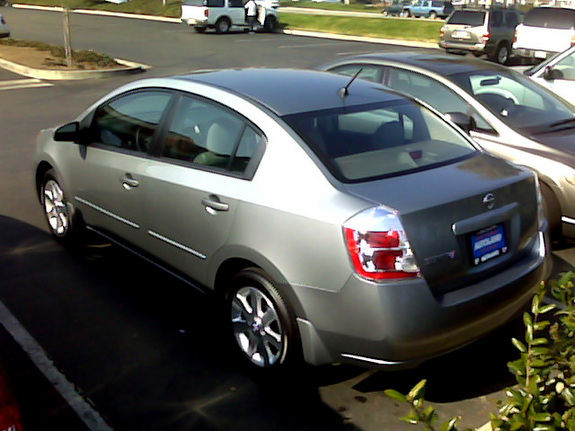 Another FresnoStudBoi 2009 Nissan Sentra post... - 11034615