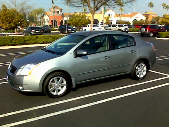 Another FresnoStudBoi 2009 Nissan Sentra post... - 11034616