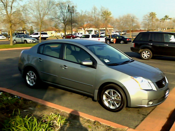 Another FresnoStudBoi 2009 Nissan Sentra post... - 11034624