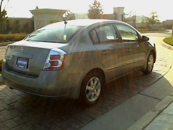 Another FresnoStudBoi 2009 Nissan Sentra post... - 11034626