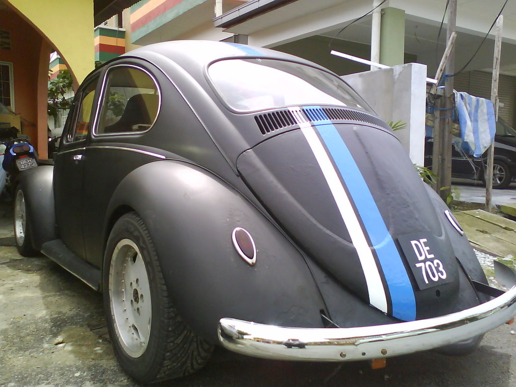 Another mrclay 1969 Volkswagen Beetle post... - 11137432