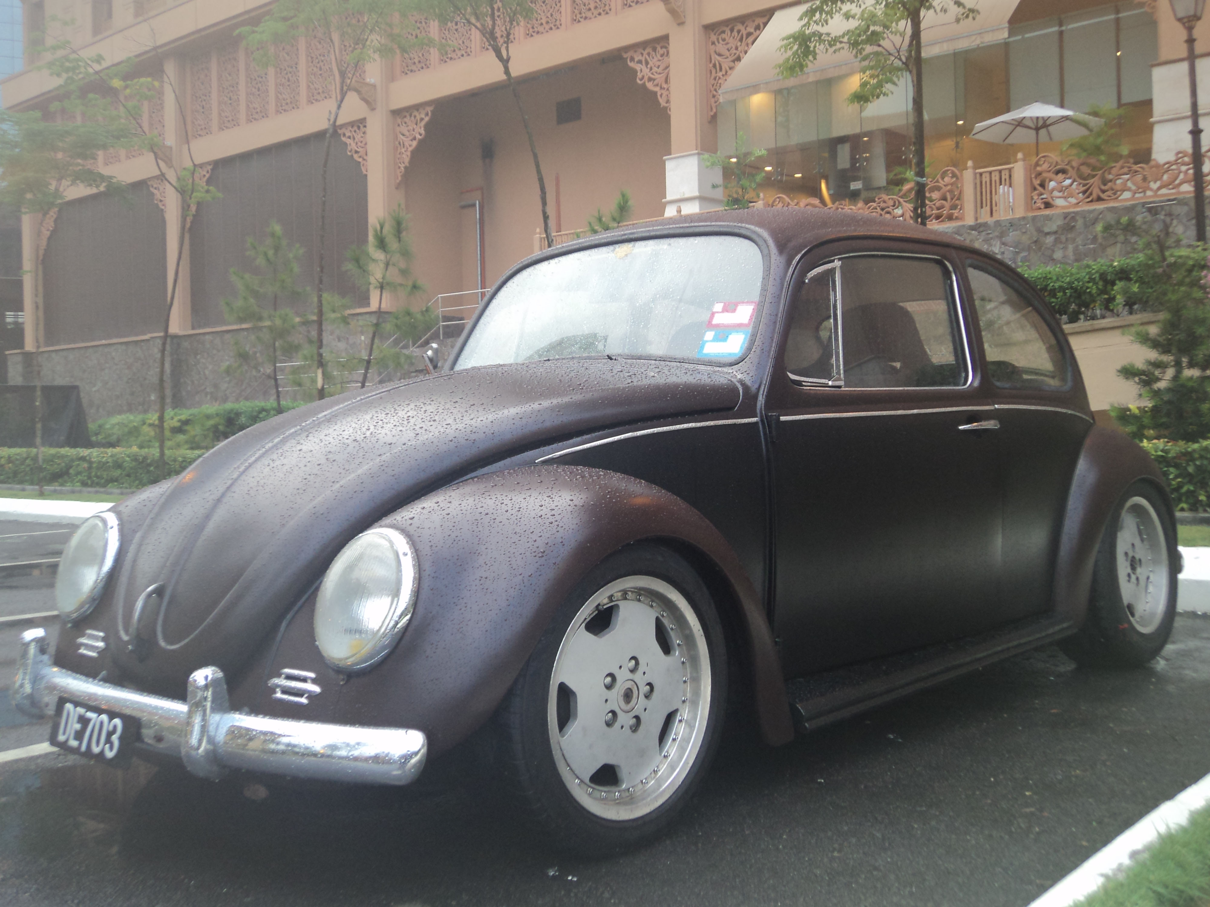 Another mrclay 1969 Volkswagen Beetle post... - 11137437