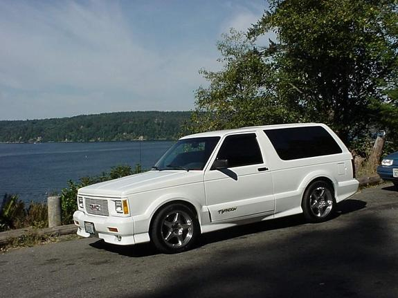 Dustinwinkle 1993 Gmc Typhoon Specs Photos Modification Info At