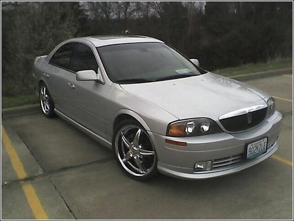 Another CoryPower 2002 Lincoln LS post... - 10859447