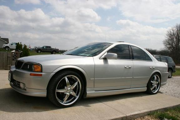 Another CoryPower 2002 Lincoln LS post... - 10859451